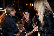 DEBORAH LYONS, InStyle's Best Of British Talent Party in association with Lancome. Shoreditch HouseLondon. 25 January 2011, -DO NOT ARCHIVE-© Copyright Photograph by Dafydd Jones. 248 Clapham Rd. London SW9 0PZ. Tel 0207 820 0771. www.dafjones.com.
