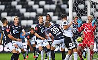 Fotball Menn Eliteserien Rosenborg-Viking<br /> Lerkendal Stadion,Trondheim<br /> 30 juli 2020<br /> <br /> <br /> Even Hovland scorer 2-0 for Rosenborg<br /> <br /> <br /> <br /> Foto : Arve Johnsen, Digitalsport