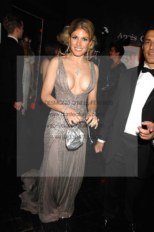 HOFIT GOLAN at Andy & Patti Wong's Chinese new Year party held at County Hall and Dali Universe, London on 26th January 2008.<br /> <br /> NON EXCLUSIVE - WORLD RIGHTS (EMBARGOED FOR PUBLICATION IN UK MAGAZINES UNTIL 1 MONTH AFTER CREATE DATE AND TIME) www.donfeatures.com  +44 (0) 7092 235465