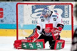 28.09.2013, Zimni Stadion, Zneim, CZE, EBEL, HC Orli Znojmo vs HC TWK Innsbruck, 12. Runde, im Bild Adam Munro (Innsbruck #51) // during the Erste Bank Icehockey League 12th round match betweeen HC Orli Znojmo and HC TWK Innsbruck  at the Zimni Stadium, Znojmo, Czech Republic on 2013/09/28. EXPA Pictures © 2013, PhotoCredit: EXPA/ Rostislav Pfeffer