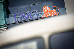 August 19, 2017 - Bydgoszcz, Poland - A local branch of the ING bank is seen in the old center of the city on 19 August, 2017. (Credit Image: © Jaap Arriens/NurPhoto via ZUMA Press)