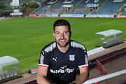 Dundee&rsquo;s Kostadin Gadzhalov pictured after signing a contract extension at Dens Park, Dundee, Photo: David Young<br /> <br />  - &copy; David Young - www.davidyoungphoto.co.uk - email: davidyoungphoto@gmail.com