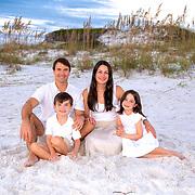 Hornsby (Zach) Family Beach Photos