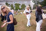 MARYAM D'ABO; PRISCILLA WATERS, Cartier Style et Luxe at the Goodwood Festival of Speed. Goodwood House. 5 July 2009.