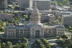 May 27, 2019 - Austin, TX, USA - The Texas Capitol in downtown Austin, Texas. (Credit Image: © TNS via ZUMA Wire)