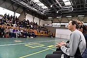 Laura Macchi<br /> Nazionale Femminile Senior in visita al Liceo Scientifico Sportivo E. Fermi di Lucca.<br /> FIP 2016<br /> Lucca, 18/11/2016<br /> Foto Ciamillo - Castoria