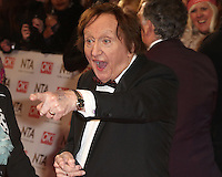 Ken Dodd, National Television Awards, The O2 , London UK, 25 January 2017, Photo by Richard Goldschmidt