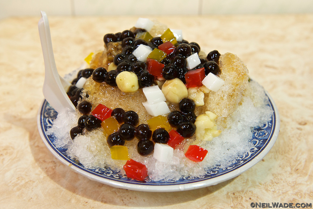 Taiwan Shaved Ice (Baobing) 刨冰