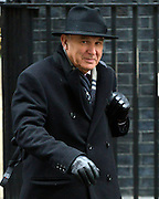© Licensed to London News Pictures. 05/12/2012. Westminster, UK  Business Secretary Vince Cable on Downing Street today, 5th December 2012, prior to the Autumn Statement to the House of Commons on the UK economy. Photo credit : Stephen Simpson/LNP