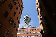Rai Antenna Via Teulada esterni