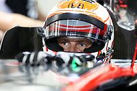 Motor<br /> Formel 1 / F1 / Forme 1 2015<br /> Foto: Dppi/Digitalsport<br /> NORWAY ONLY<br /> <br /> BUTTON jenson (gbr) mclaren honda mp430 ambiance portrait during 2015 Formula 1 FIA world championship, Bahrain Grand Prix, at Sakhir from April 16 to 19th.