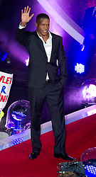 Contestants Romeo Dunn at the launch of  Celebrity Big Brother 2012 in London , Thursday 5th January 2012. Photo by: i-Images