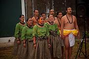Halau Hula Ka Malama Mahilani, First Friday Festival, Wailuku, Maui, Hawaii