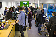 Network event in the Black and White Lounge during the Vanarama National League match between Forest Green Rovers and Solihull Moors at the New Lawn, Forest Green, United Kingdom on 21 March 2017. Photo by Shane Healey.