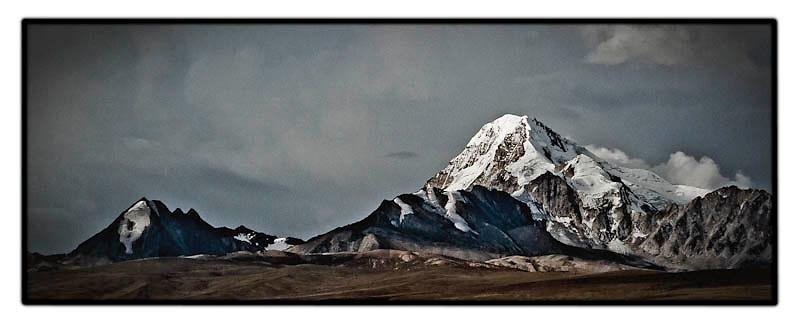 THE HIGHLANDS 2/10<br /> Bolivia, 2009<br /> digital/inkjet<br /> 60x30cm.<br /> Canson RAGPhotographique 310gsm