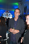 WILL SELF, The Man Booker prize 2012 drinks to celebrate the shortlist. The Orangery, Holland Park. London. 11 September 2012.