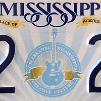 Mississippi car tag