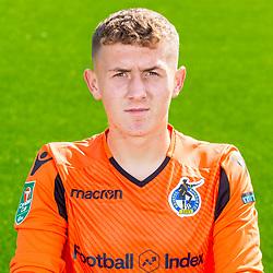 Harry Thomas-Barker - Ryan Hiscott/JMP - 14/09/2018 - FOOTBALL - Lockleaze Sports Centre - Bristol, England - Bristol Rovers U18 Academy Headshots and Team Photo