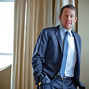 Lance Armstrong poses for a portrait on Thursday, Mar. 24, 2011 in Washington. (Photo by Jay Westcott/Politico)