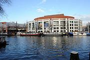 De Stopera (een samentrekking van stadhuis en opera) is het Amsterdamse gebouwencomplex van stadhuis en opera, het Muziektheater.<br /> <br /> The Stopera (a contraction of city hall and opera), Amsterdam's city hall and opera building complex, the Music.
