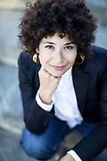 Paris, France. 7 Septembre 2016<br /> La romancière Sarah Barukh
