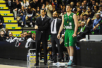 J.D JACKSON / TJ PARKER  - 29.12.2014 - Lyon Villeurbanne / Le Havre - 16e journee Pro A<br />Photo : Jean Paul Thomas / Icon Sport