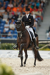 Gal Edward, (NED), Glock's Undercover<br /> Grand Prix Special<br /> European Championships - Aachen 2015<br /> © Hippo Foto - Dirk Caremans<br /> 15/08/15