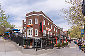 Woodley and Cleveland Park Retail Centers Photography