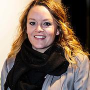 NLD/Amsterdam/20150112 - Premiere 6 Telefilms 2015, Juliette van Ardenne