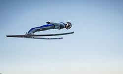 29.09.2018, Energie AG Skisprung Arena, Hinzenbach, AUT, FIS Ski Sprung, Sommer Grand Prix, Hinzenbach, im Bild Ryoyu Kobayashi (JPN) // Ryoyu Kobayashi of Japan during FIS Ski Jumping Summer Grand Prix at the Energie AG Skisprung Arena, Hinzenbach, Austria on 2018/09/29. EXPA Pictures © 2018, PhotoCredit: EXPA/ Stefanie Oberhauser