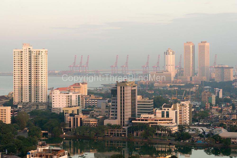 Colombo Skyline December 2014