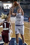 DESCRIZIONE : Ragusa Qualificazione Europei Donne 2015 Italia Lettonia Italy Latvia<br /> GIOCATORE : Martina Crippa<br /> CATEGORIA : Tiro<br /> EVENTO : Qualificazioni Europei Donne 2015<br /> GARA : Italia Lettonia Italy Latvia<br /> DATA : 25/06/2014 <br /> SPORT : Pallacanestro<br /> AUTORE : Agenzia Ciamillo-Castoria/GiulioCiamillo<br /> Galleria : FIP Nazionali 2014<br /> Fotonotizia : Ragusa Qualificazioni Europei Donne 2015 Italia Lettonia Italy Latvia<br /> Predefinita: