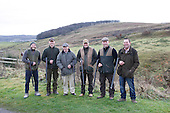 Cold Springs Shooting Ground - 18th December 2016 Shoot