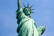 USA, NY, New york city, Manhattan Statue of Liberty