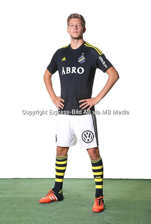 Anton Sal&eacute;tros<br /> Helfigur<br /> @Leverans<br /> Allsvenskan 2016<br /> Fotboll