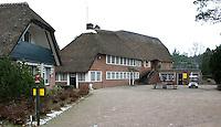 BOSCH EN DUIN - Clubhuis. Golfclub de Pan bij Utrecht. COPYRIGHT KOEN SUYK