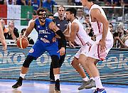 DESCRIZIONE: Torino FIBA Olympic Qualifying Tournament Finale Italia - Croazia<br /> GIOCATORE: MARCO BELINELLI<br /> CATEGORIA: Nazionale Italiana Italia Maschile Senior<br /> GARA: FIBA Olympic Qualifying Tournament Finale Italia - Croazia<br /> DATA: 09/07/2016<br /> AUTORE: Agenzia Ciamillo-Castoria