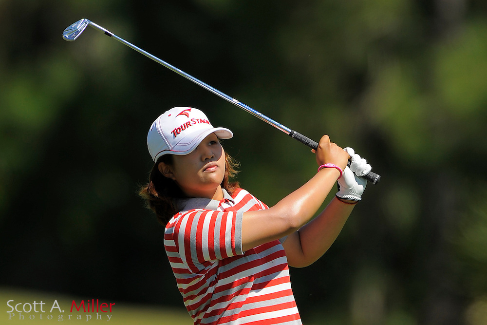 Haru Namora during the final round of the LPGA Futures Tour's Daytona Beach Invitational at LPGA International's Championship Course on April 3, 2011 in Daytona Beach, Florida... ©2011 Scott A. Miller