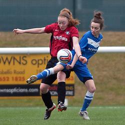 Spartans v Falkirk Ladies | Scottish Women's Premier League Cup | 3 March 2013