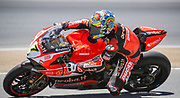 Jul 18 2015 Salinas, CA U.S.A. # 7 Chaz Davis  during the superpole 1 & 2 eni FIM Superbike World Championship Laguna Sega Salinas, CA  Thurman James / CSM