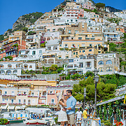 Engagement in Positano - Amalfi Coast