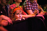 Willie Nelson fans at the Pageant for the country musician's performance on April 17, 2012.