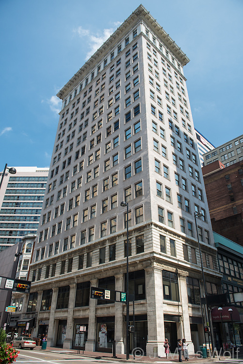 Historic Ingalls Building in Cincinnati