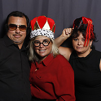 Doreen's Birthday Photo Booth