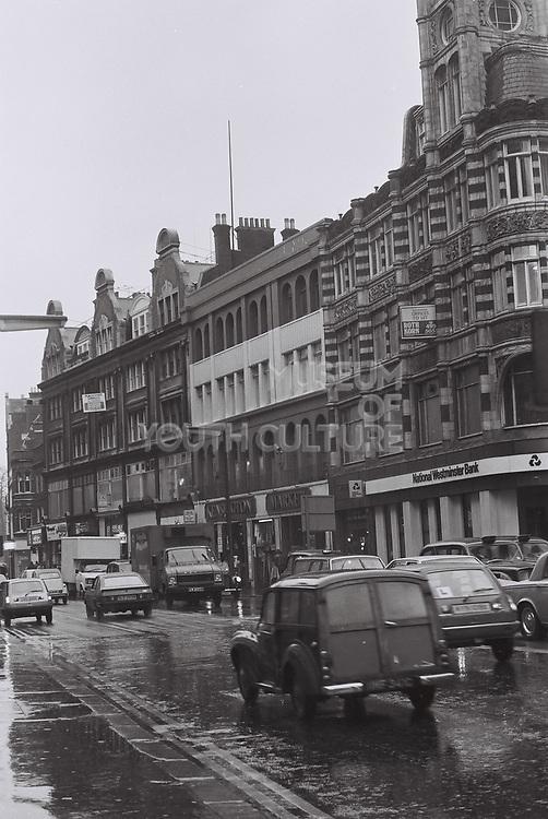 Kensington Market, London, UK, 1983