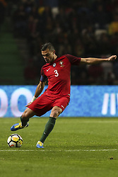 November 14, 2017 - Leiria, Portugal - Pepe in action during the Friendly match  football match between Portugal and USA at Municipal de Leiria Stadium in Leiria on November 14, 2017. (Credit Image: © Carlos Costa/NurPhoto via ZUMA Press)