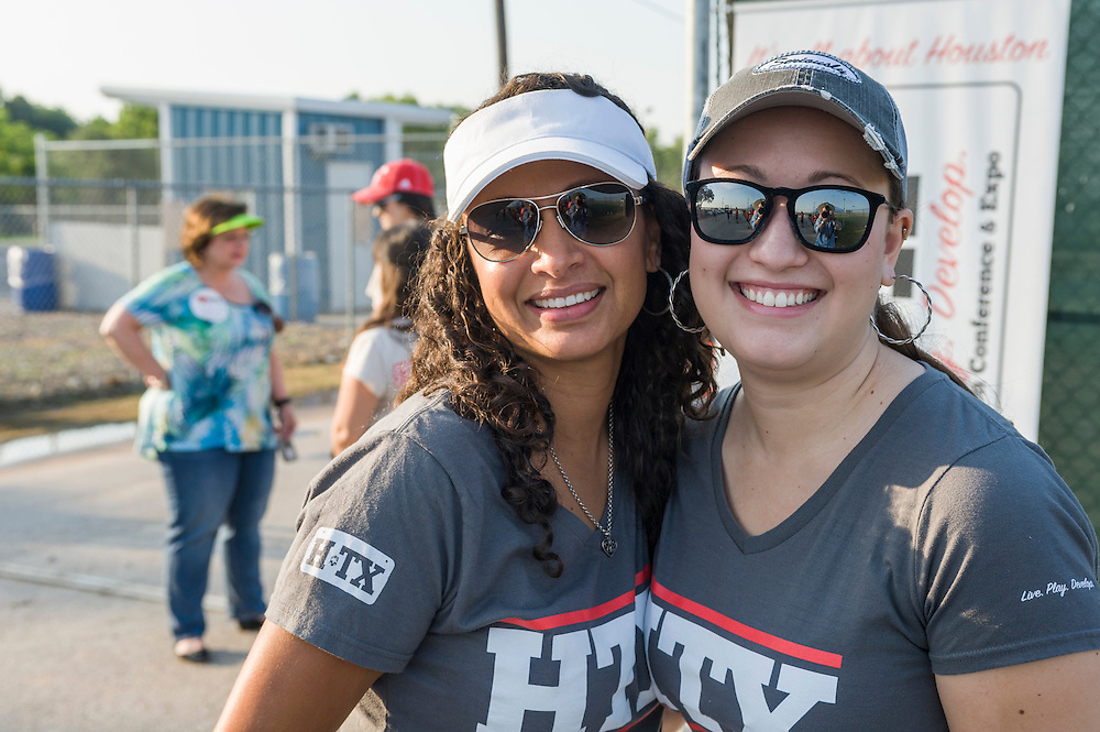 Photograph from the 2016 Houston Apartment Association Sports Challenge event on Friday, May 13, at the Houston Sportsplex on Highway 90. (Photograph by Mark Hiebert, HiebertPhotography.com)