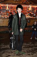 LONDON - NOVEMBER 22: Henry Conway attended the opening night of 'Hyde Park Winter Wonderland' in Hyde Park, London, UK. November 22, 2012. (Photo by Richard Goldschmidt)