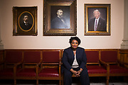 Stacey Abrams, gubernatorial candidate for Georgia governor. If elected, she would be the first black female governor in the country. Photographed for The New York Times, 2017 | http://nyti.ms/2pPjb0f