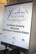 Atmosphere at The Freedom's Sisters Luncheon sponsored by Ford Motors at The 2009 Essence Music Festival held at The New Orleans Marriott Convention Center on July 2, 2009 in New Orleans, Louisiana